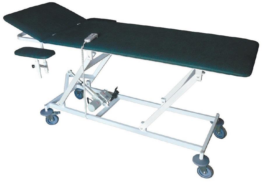 Стол перевязочный с изменяемой высотой СМП (электропривод, гидропривод, с подголовником и без)