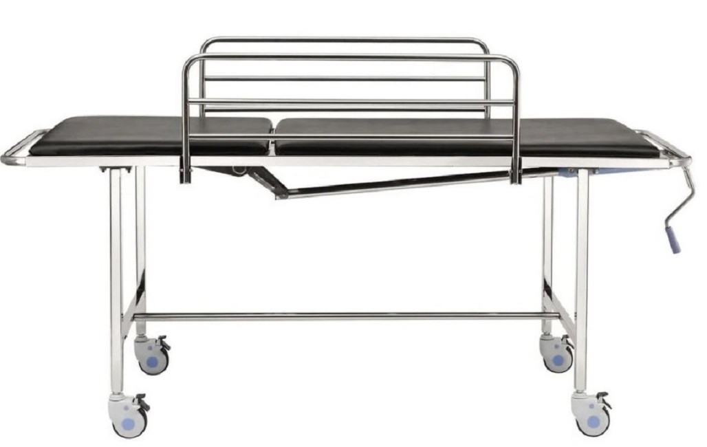Тележка-каталка механическая для транспортировки пациентов «Медицинофф»