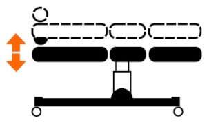 акушерское кресло Vernipoll 19-PO800