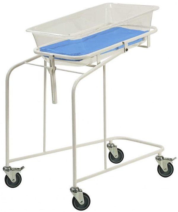 Кровать-тележка для новорожденных КТН-01-МСК-130