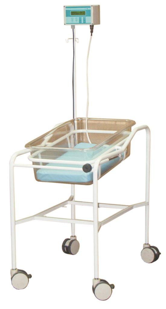 Кровать для новорожденных КН-01-Аском (с обогревом)