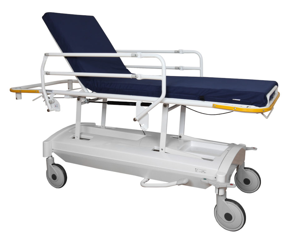 Каталка медицинская для перевозки больных Т‑ДЗМО‑2‑2‑Г