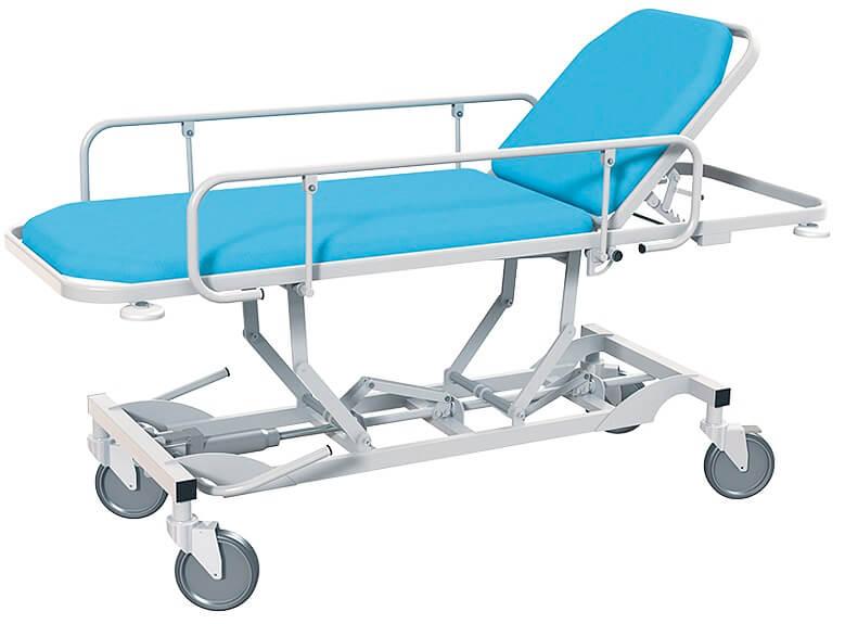 Тележка внутрикорпусная для перевозки больных ТПБв-01 МСК-440
