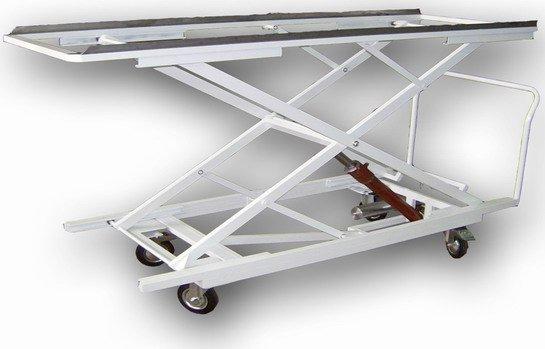 Тележка транспортно-подъемная гидравлическая ТП-01