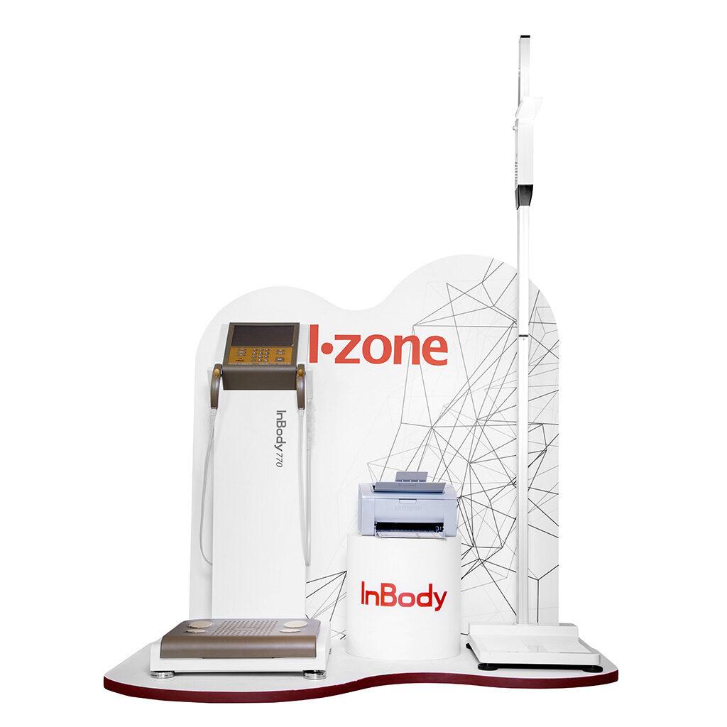 Комплект оборудования для биоимпедансометрии  InBody I-zone