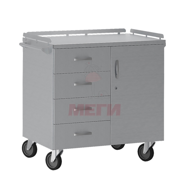 Столик инструментальный для анестезиолога МСК-5566