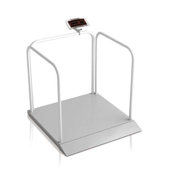 Весы платформенные Soenhle Professional 7808.01.002 Полная комплектация (с поручнями)