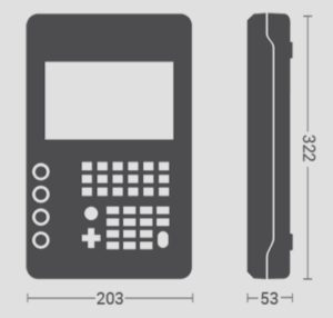 InBody S10 размеры