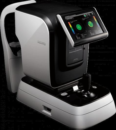 Авторефкератометр HRK-8000А Huvitz