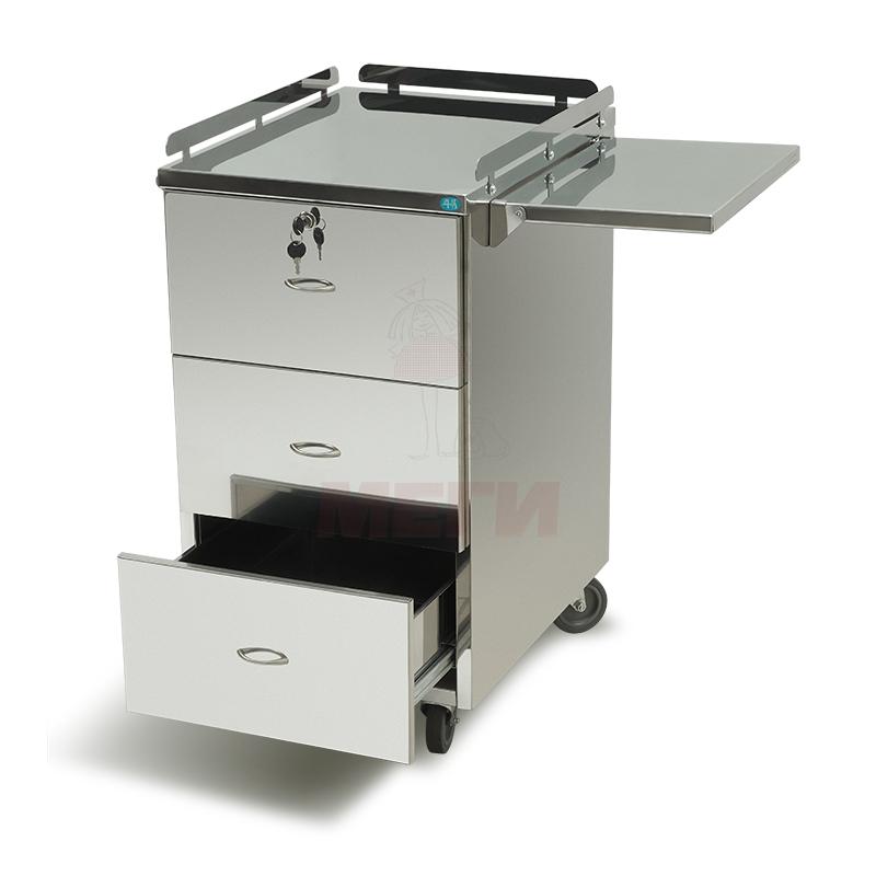 Столик инструментальный для анестезиолога МСК-5560