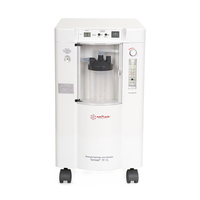 Концентратор кислорода Армед 7F-1L (1 л/мин)
