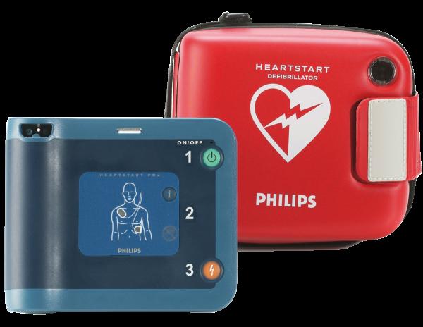 Автоматический наружный дефибриллятор HeartStart FRx Philips