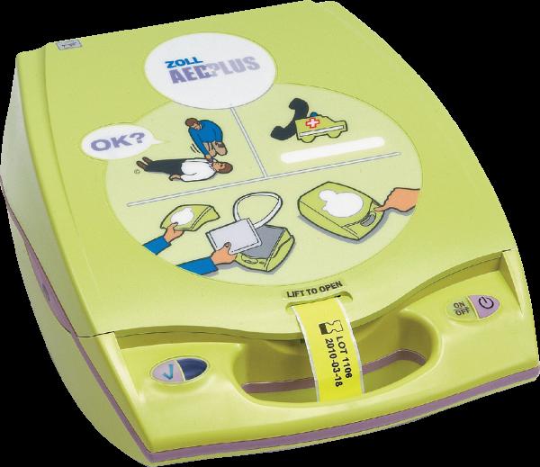 Автоматический дефибриллятор AED Plus ZOLL