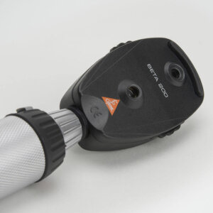 Офтальмоскоп прямой медицинский BETA 200S с рукояткой батареечной BETA