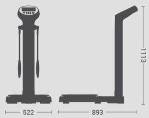 InBody 570 размеры