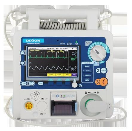 Автоматический наружный дефибриллятор-монитор HD-1 DIXION