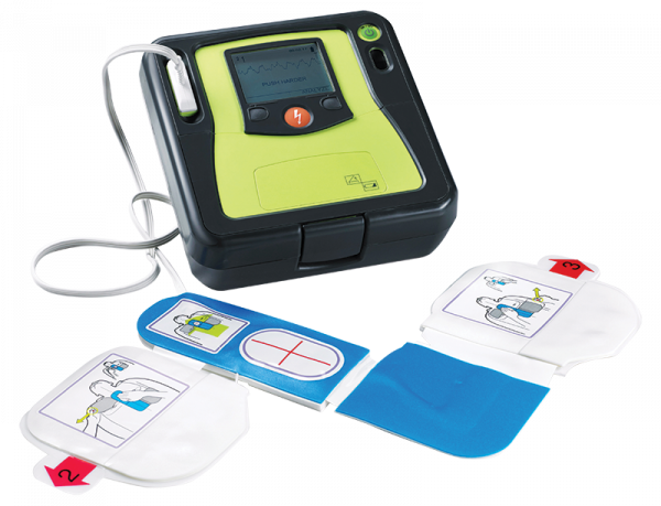 Полуавтоматический наружный дефибриллятор AED Pro ZOLL