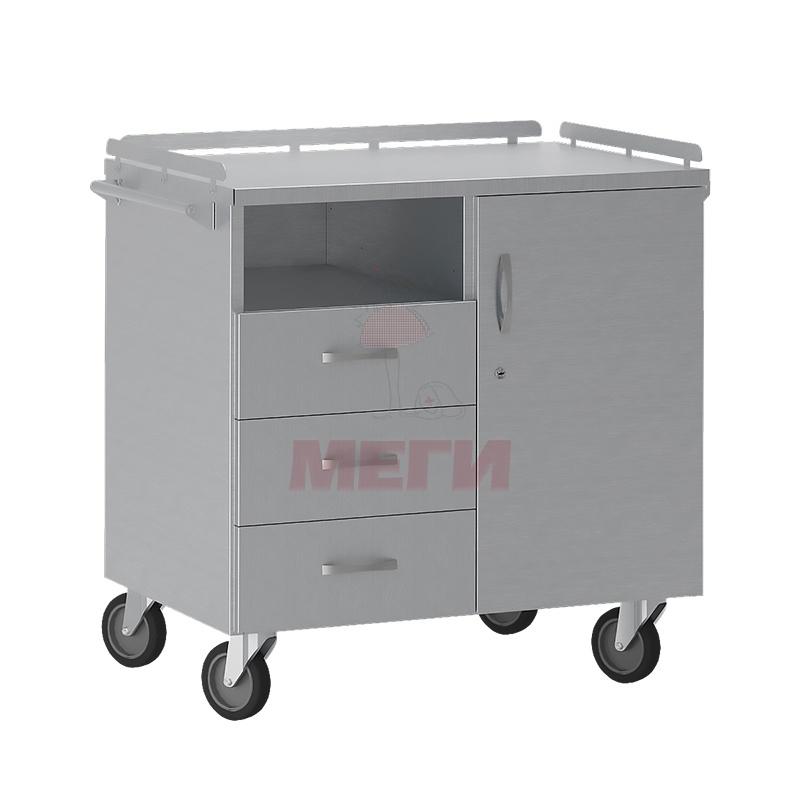 Столик инструментальный для анестезиолога МСК-5567