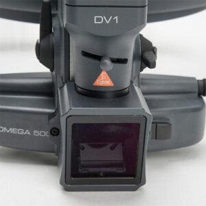 Видеоофтальмоскоп OMEGA 500 с XHL освещением, аккумулятор на шлеме UNPLUGGED