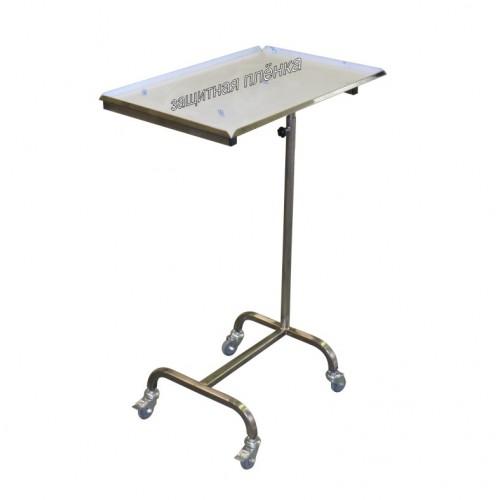 Столик процедурный «Гусь» СП-01ГН4 (СП-01 ГН4.В)