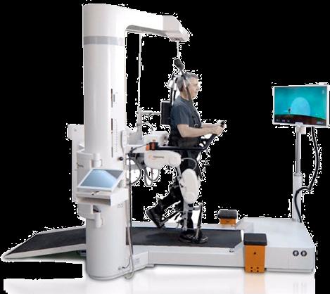 Роботизированный локомоторный комплекс Lokomat®Pro
