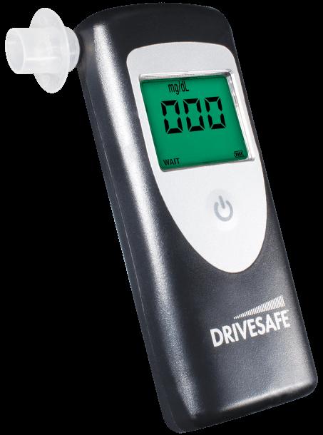 Медицинский алкотестер Drivesafe II
