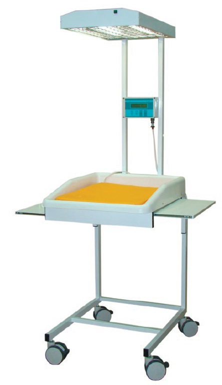 Стол для санитарной обработки новорожденных СН-04-Аском (матрац с подогревом)