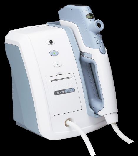Офтальмологический бесконтактный тонометр pulsair intelliPuff Keeler
