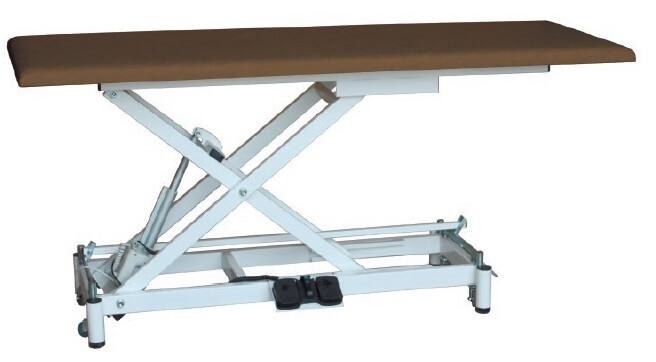 Массажный стол односекционный с электроприводом СММ-01-Аском (Х.101)