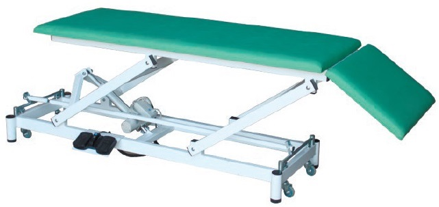 Массажный стол двухсекционный на Н-раме СММ-02-Аском (Н.201)