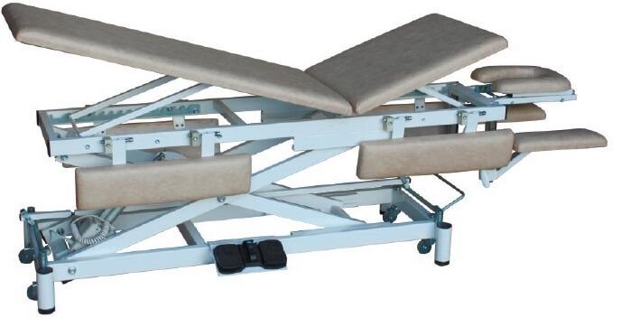 Массажный стол с положением «ноги вверх» с электроприводом СММ-03-Аском (Х.302)