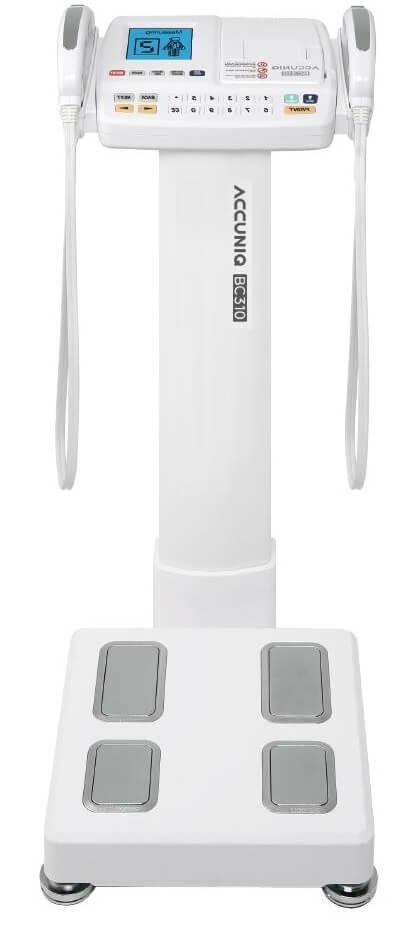 Весы анализатор состава тела ACCUNIQ BC310